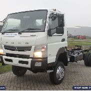 New FUSO Mitsubishi Canter 6C18 chassis truck (div3380)