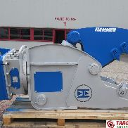 New HAMMER RH20 Rotation Pulverizer Crusher 18~26T hydraulic shears