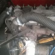 ISUZU engine for mini digger