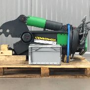 HAMMER DHP 350 | 400 kg. rotating crusher hydraulic shears