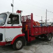 Sava dump truck for parts