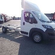 PEUGEOT boxer 3.0 chassis truck