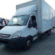 IVECO Daily 65C18 Koffer LKW