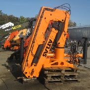 ATLAS 3002L loader crane for parts