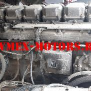 SCANIA DC1201 420 engine for SCANIA 124 truck