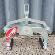UNIVERSAL Ribant Fastgrip round bale grab for sale by auction