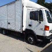 NISSAN ATLEON 35HD15 3.0+SPONDA closed box truck