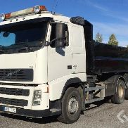 VOLVO FH 480 - 08 dump truck for sale by auction