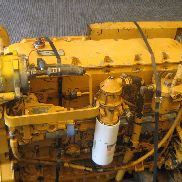 CATERPILLAR 3116 engine for trencher