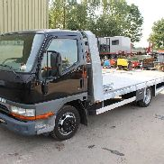 MITSUBISHI FB634 car transporter for sale by auction