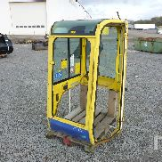 Cab for YANMAR Vio20 mini digger for sale by auction