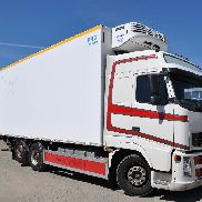 VOLVO FH520 refrigerated truck