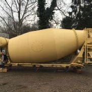 New MERCEDES-BENZ concrete mixer drum