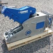 HAMMER RH16 hydraulic shears for sale by auction