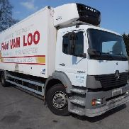 MERCEDES-BENZ 1828 LS Atego Frigo refrigerated truck