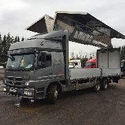 MERCEDES-BENZ Atego 1229 shop truck