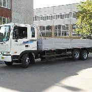 New HYUNDAI HD-210 flatbed truck