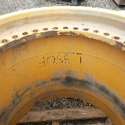 Rim for Volvo L350F wheel loader tire