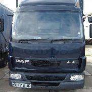 DAF FA 45.150 truck curtainsider for parts