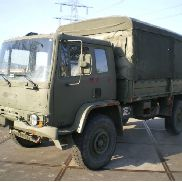 Camion militaire DAF LEYLAND