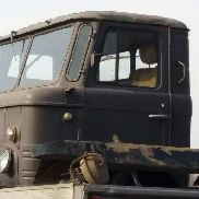 GAZ GAZ GAZ-66, trucks closed box truck