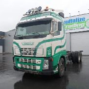VOLVO FH 520 - - retarder chassis truck