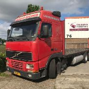 VOLVO FH420 Chassis PTO platform truck