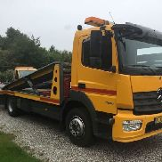 MERCEDES-BENZ Atego 1224 Autotransporter