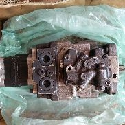Hydraulic pump for KOMATSU PC50MR2 mini digger