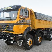 MERCEDES-BENZ 3538 3535 3544 K 8X4 / 4 Muldenkipper