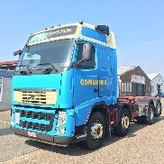 VOLVO FH480 STEEL SPRINGS Container Chassis container chassis