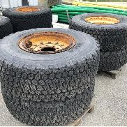 4ST, L50E 17.50 R 25.00 digger tyre for sale by auction