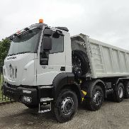 New ASTRA HD9 84.42 Tipper truck.03 dump truck