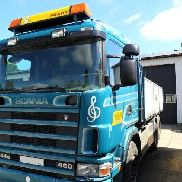SCANIA R144GB6X2NZ460 - Today I'm selling a CHANCE! dump truck