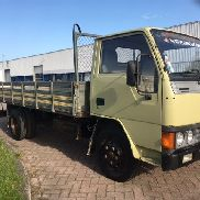 MITSUBISHI Canter Pick Up flatbed truck