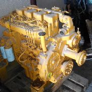 LIEBHERR iz Germanii D904TB engine for other construction equipment