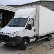 IVECO DAILY 70C17 Koffer LKW
