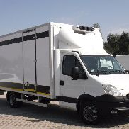 IVECO 50C15 refrigerated truck