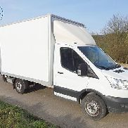 FORD TRANSIT 350 M TDCi closed box truck
