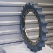 New CASE Ketral sprocket for CASE CX 225 excavator