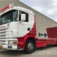 SCANIA R94GB4X2B container chassis