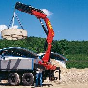 New PALFINGER PK 32080 Performance loader crane