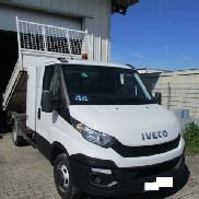 IVECO Daily 35C13 Cassone Ribaltabile Muldenkipper