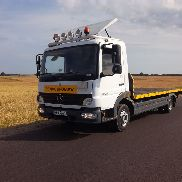 MERCEDES-BENZ Atego 1222 tow truck