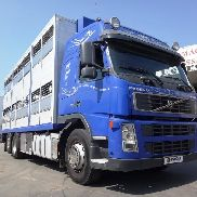 VOLVO FM12 460 chassis truck