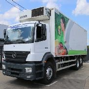 MERCEDES-BENZ AXOR 2628L refrigerated truck