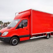MERCEDES-BENZ Sprinter 516cdi closed box truck