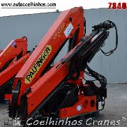 PALFINGER PK12000 Performance loader crane