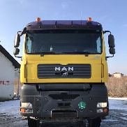 MAN 33.430 chassis truck