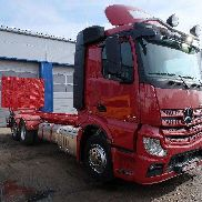 MERCEDES-BENZ Actros, container trucks container chassis
